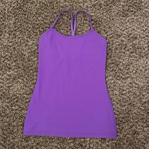 Lululemon tank top shirt size 6 medium